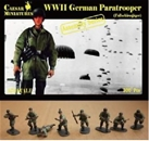 WWII German Paratrooper
