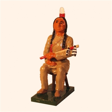 Chief Sitting Bull - Seated