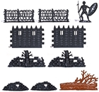 Battlefield Accessories - 9 piece set