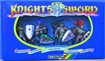 Britains Deetail 8 Shield Knights - narrow box