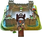 Deetail Lion Castle - mint in box