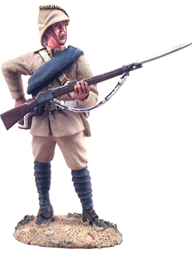 British Standing Loading No.1