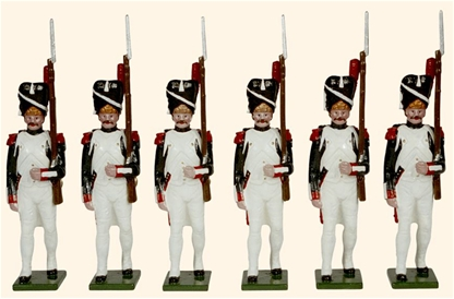 French Imperial Guard 1810