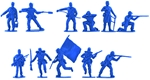 Union Infantry #1 - 11 in 11 poses set A