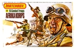 WWII Afrika Korps - made in England 1983