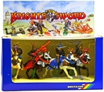 Deetail Mounted Storm Knights Boxed Set