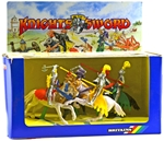Deetail Mounted Silver Knights Boxed Set