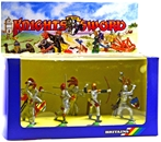 Deetail Silver Knights Boxed Set -1st & 2nd series