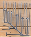 Greek - Macedonian - Persian Weapons Sprue