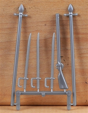 18th-19th Century Weapon Sprue