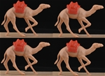 4 Camels - 54mm scale