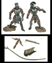 Uruk-Hai with Weapons- pre-owned set