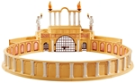 The Roman Colosseum - full-scale model!