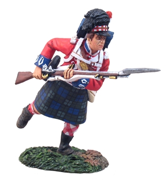 Black Watch 1815 - Charging #1