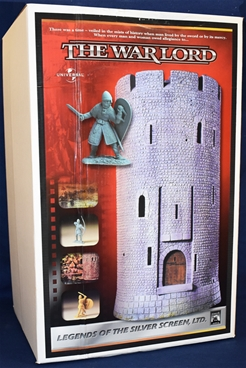Warlord Tower Playset - Overstuffed #69 Proof Set