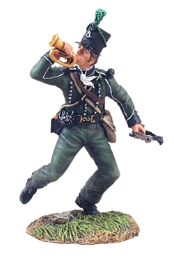 British 95th Rifles Bugler #1