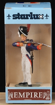 Grenadier Standing Firing - mint in blue box