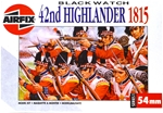 42nd Highlander 1815 - mint boxed model kit