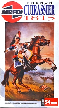 French Cuirassier - mint boxed model kit