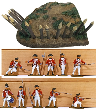 1776 Accurate -Britains Bundle
