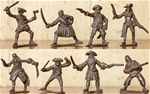 Pirates - 15 in 8 poses
