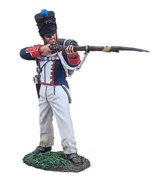 French Infantry Fusilier Standing Firing No.1