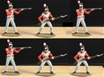 British Infantry 1815 - Gloss Painted