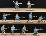 78th Highlanders - fully painted