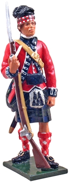 84th Foot 'Royal Highland Emigrants' - 1779-1784