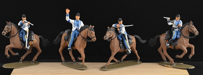 California Dragoons - Fully painted