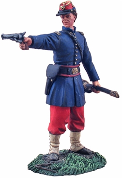 114th Pa Zouave Officer No.1
