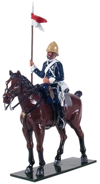 Trooper 17th Lancers 1879