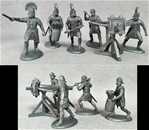 Roman Artillery - Scorpio Bolt Shooters and Crew