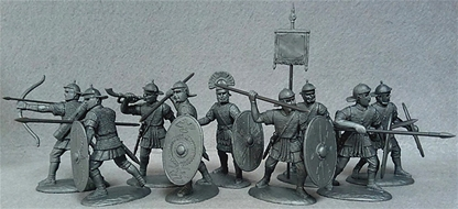 Roman Auxilliary Infantry