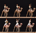 Egyptian Army Camel Band set #2