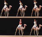 Egyptian Army Camel Band set #4