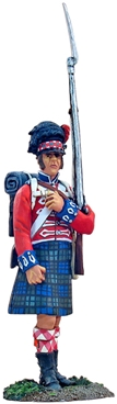 Black Watch Highlander - Napoleonic Wars 1815