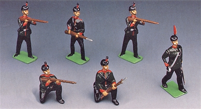 The King's Royal Rifle Corps - only 1 in stock!