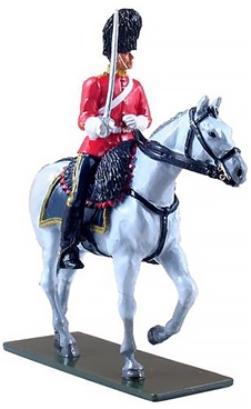 Royal Scots Dragoon Guards Mounted Trooper