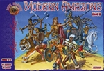 Modern Amazons - Ancient Fantasy Medieval