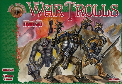 War Trolls Set 3
