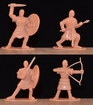 Ancient Israelites - set of 8