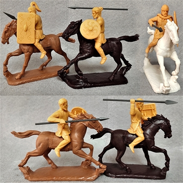 Early German Mounted Cavalry