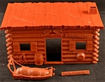 Log Cabin - Trading Post - R.C.M.P. Post