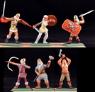 Carthaginian Allied Celtic Infantry - Exclusive!