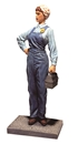'Rosie the Riveter' Iconic WWII Female Worker