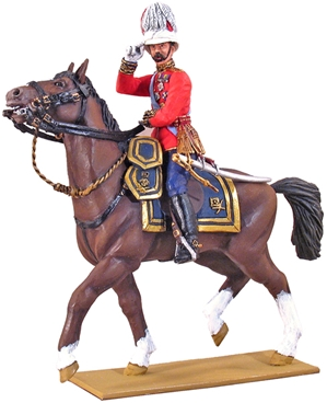 Lord Kitchener - Mounted