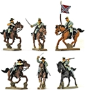 CSA Cavalry - gray color sold unpainted