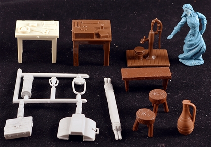 Expanded Medical Accessory Set