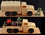 U.S. 'Deuce and a Half' Truck - 1 in Tan